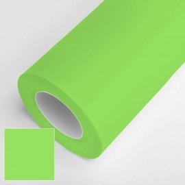 Vinyle adhésif mat vert lime