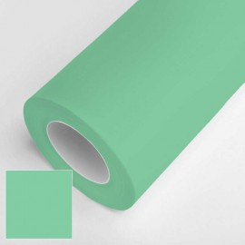 Vinyle adhésif mat vert menthe
