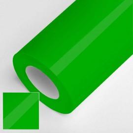 Vinyle brillant vert fluo
